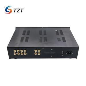 Image 5 - XiangSheng 728A فراغ أنبوب مكبر للصوت HIFI EXQUIS 12AT7 12AU7 6Z4 مع لهجة