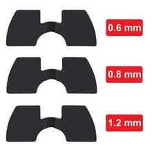 3 шт резиновый демпфер вибрации для электрического скутера