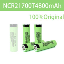 21700 NCR21700T Lithium Rechargeable Battery 4800mAh 3.7 V 40A High-discharge Battery High-drain Li-ion Battery