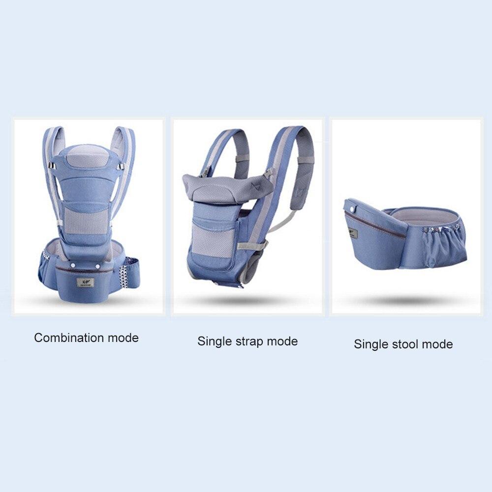 hipseat transportadora frente enfrentando ergonômico canguru envoltório