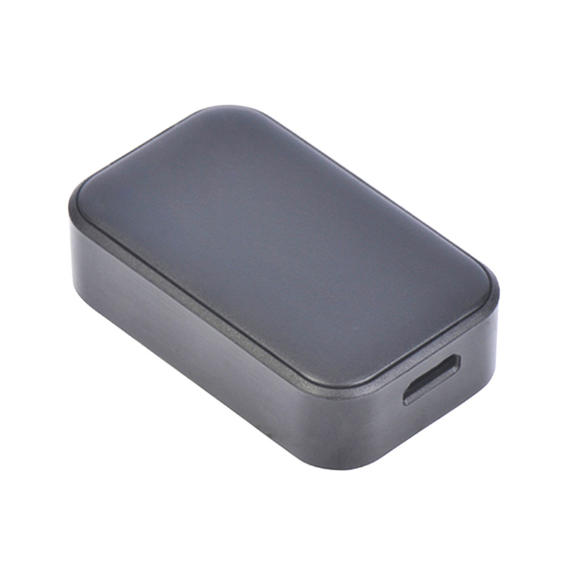 GW07 mini GPS locator Wifi + base station positioning SOS call for Apple Android APP page tracking image