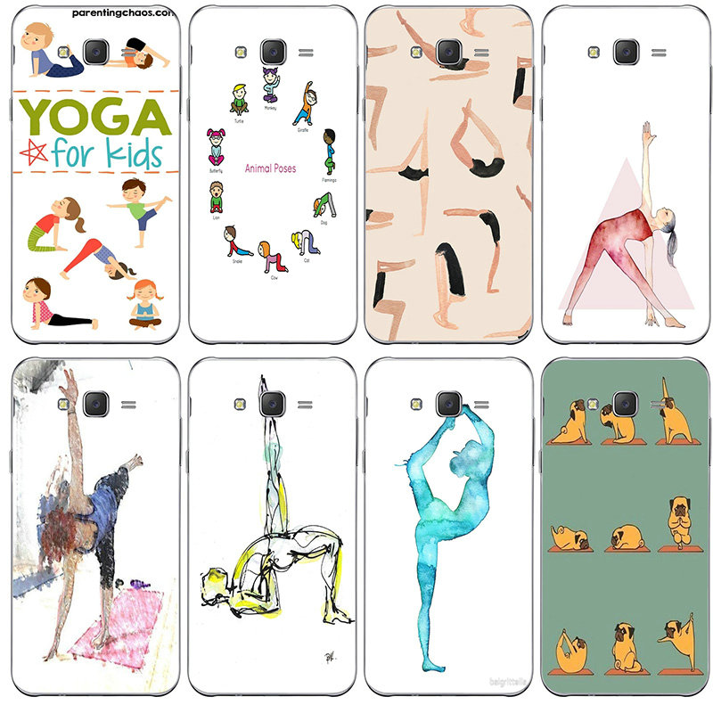Soft TPU Cell <font><b>Phone</b></font> <font><b>Cases</b></font> for <font><b>Samsung</b></font> Galaxy A3 <font><b>A5</b></font> A7 A8 J1 J3 J4 J5 J6 J7 J8 2015 <font><b>2016</b></font> 2017 2018 Yoga Studio Printed image