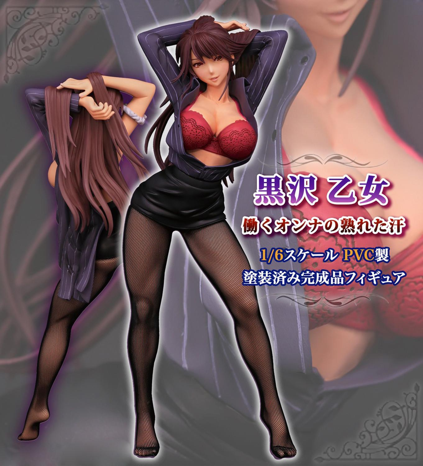 27cm Kurosawaotome A-PLUS A+ Otome Kurosama Sexy Girls Action Figure Japanese Anime PVC Adult Action Figures Toys Anime Figures