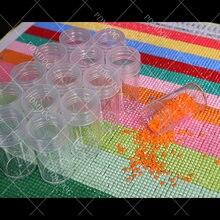 Алмазная живопись аксессуары коробка diy контейнер вышивка мозаика