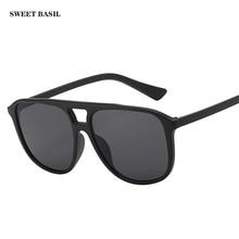 SWEET BASIL 2019 Retro Sunglasses Women Men Brand Designer Fashion Square Sun Glasses Oculos De Sol Feminino Masculino Gafas