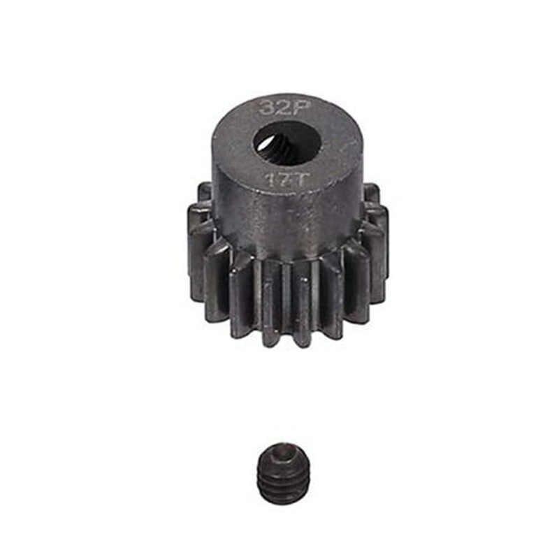 32P الصلب المعادن محرك بترس عدل تروس بينون صغيرة ل تراكساس سلاش 4X4 تدافع 4X4 VXL روستلر 4X4 E-ريفو T-Maxx