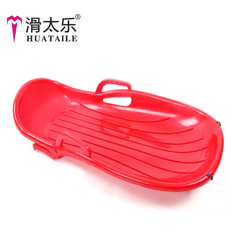 Lengthen Skis Extra-large Grass Skiing Board Non-Slip Plastic Skis Grass Skiing Board Sandboard Sledge