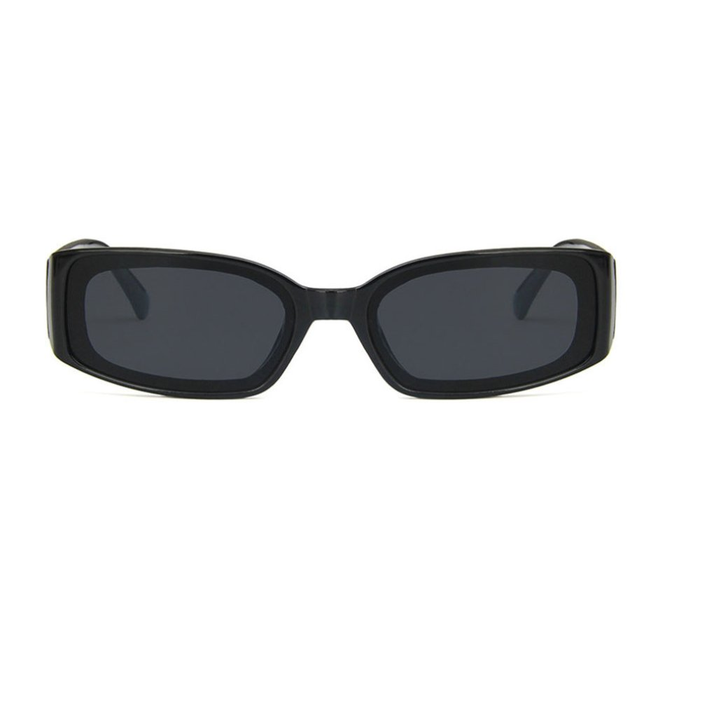 European And American Styles Trends Hd Universal Flat Mirrors Retro Squares Wide Legs Hip Hop Fashion 2185 Sunglasses