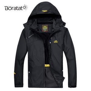 Rain-Coat Jackets Waterproof Outdoor Windbreaker Spring Fishing Sports Men's Trekking