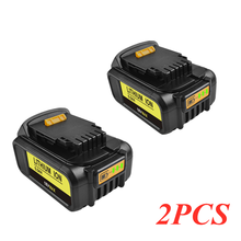 New 18V 6000mAh Liion Battery DCB180 Rechargeable Battery For DEWALT DCB180,DCB181 XJ DCB200,DCB201,DCB201-2,DCB204,DCB20 DCB182