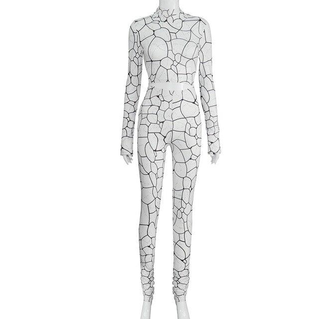 Купить белый спортивный костюм питона женская одежда для отдыха с длинным картинки цена