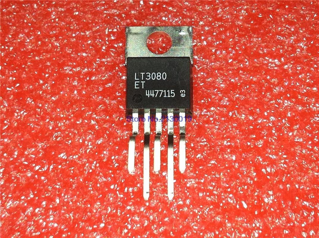 4pcs/lot LT3080ET LT3080 TO-220-5 In Stock