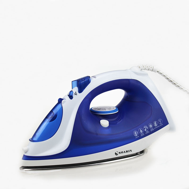 [Export English] European Standard New Style Household Steam And Dry Iron Hand-Held Electric Iron Ironing Machine SR-5518