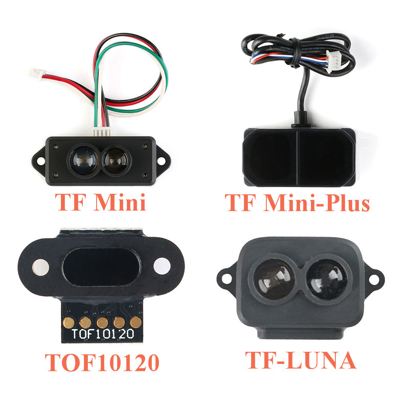 TFmini Plus TF Mimi TF-luna  TOF10120 ToF Laser Lidar Range Sensor Module Distance Ranging Interface For Arduino UART I2C IIC