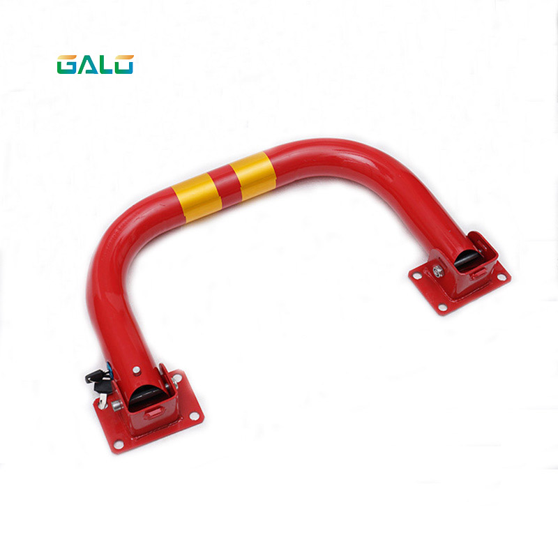 Steel Pipe Remote Control Intelligent Parking Lot Lock Anti-theft Parking Lot Lock Parking Lot Parking Barrier Parking Lock Bloc