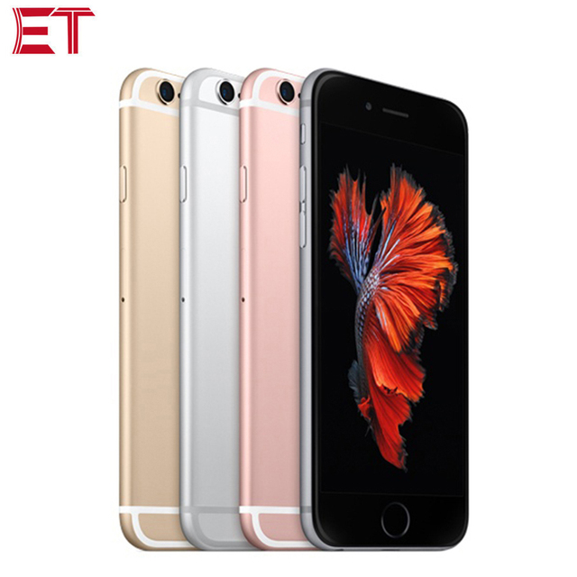 Apple iphone 6s A1633 AT&T Version Mobile Phone 4.7inch 2GB RAM 16/64/128GB ROM 12MP Camera 1715mAh Dual Core A9 iOS Smart phone