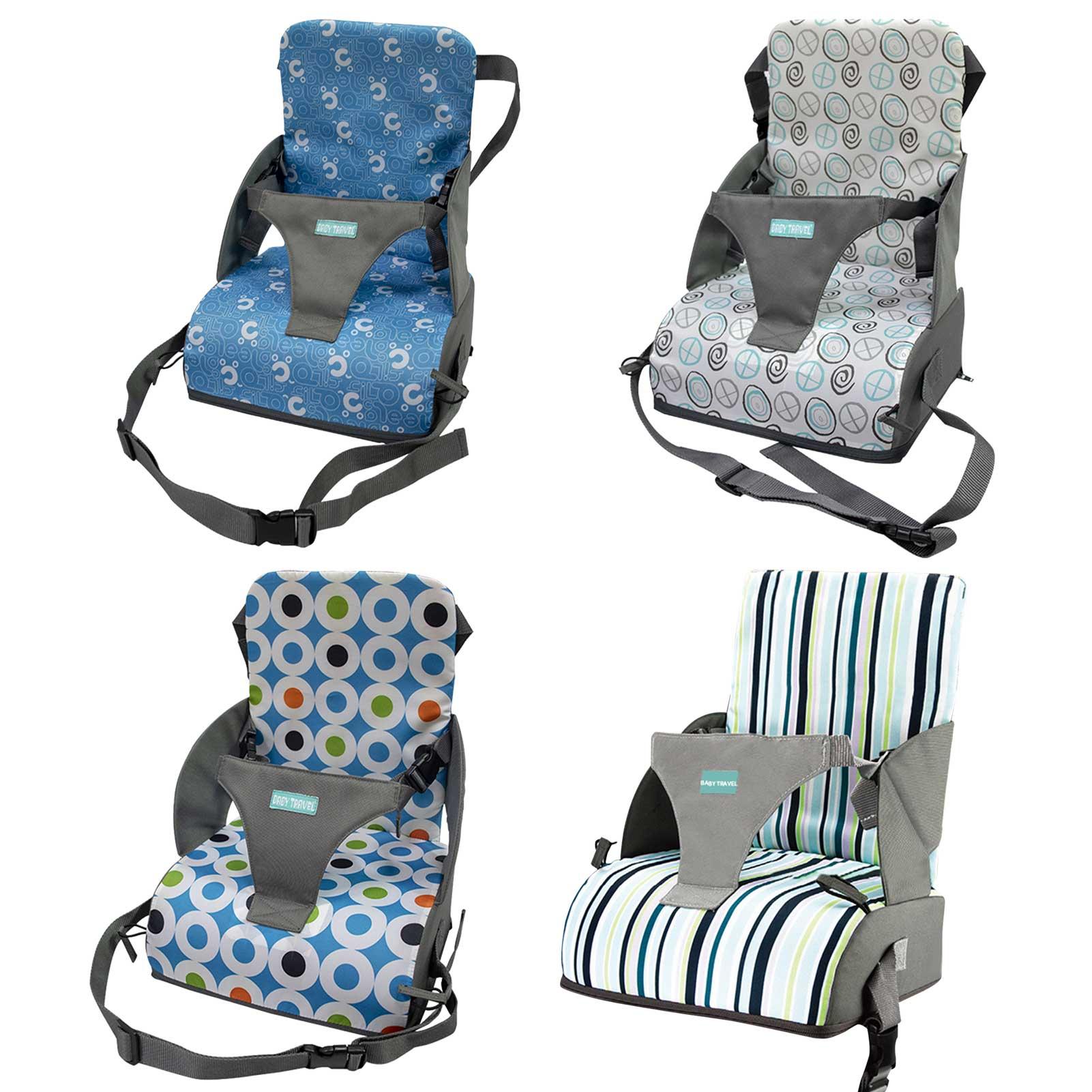 Детское кресло, складной моющийся высокий обеденный чехол для новорожденных, ремень безопасности, аксессуары для кормления и ухода за ребенком, для путешествий 1