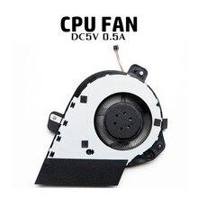 Computer PC Cooling Fans Cooler for Asus GA502IV GA502IU GA502 GU502 ROG Zephyrus G15 CPU GPU VGN Fans FM8F 6033B0080401 DC 5V