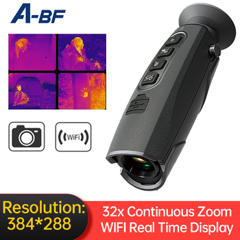 A-BF Outdoor Hunting Infrared Thermal Imager Night Vision Telescope Thermal Imaging Camera Scope Monocular Sight Outdoor Hunt 1