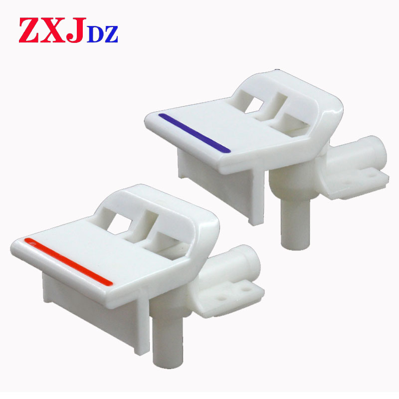 Faucet-Switch Water-Dispenser-Accessories 1-Pair Key-Press-Type Hot-And-Cold-Water-Mouth-Piano