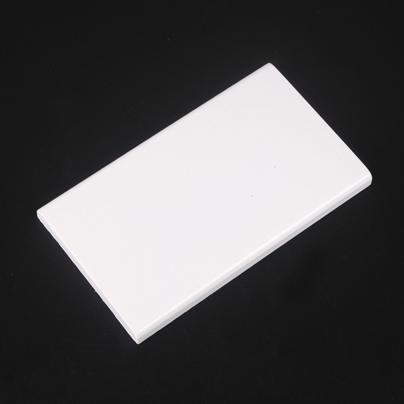 120 Type Wall Blank Panel Cover Engineering Baffle Board <font><b>120*70</b></font> mm Electrical Switch Socket PVC Panel image