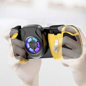 Image 5 - Новинка, оригинальный черный радиатор Youpin Feizhi для планшетов, третий радиатор с сильным ветром, с градиентными блестками