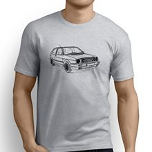 Brand Clothing 2019 Male Harajuku Top Fitness Japanese Car Fans Golfs Gti Mk2 Inspired Christian T Shirt