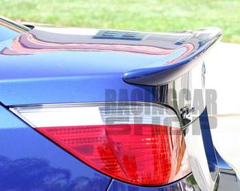 UNPAINTED ACS TYPE TRUNK BOOT SPOILER fit for BMW E60 5-SERIES B019F image