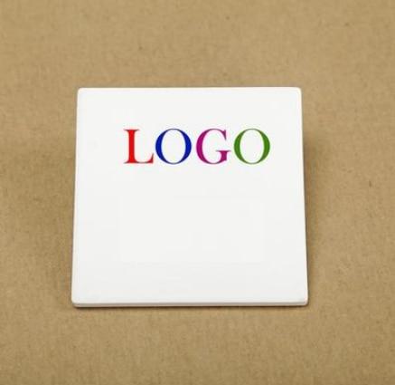 Coasters DIY UV print image Ceramic coaster for cup mug with photo customize pad