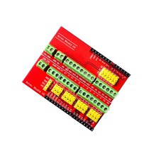 Screw Shield V1 Terminal Extension Board Reliable And Convenient Extension Board Interactive Media Compatible With Uno R3 yun shield extension board