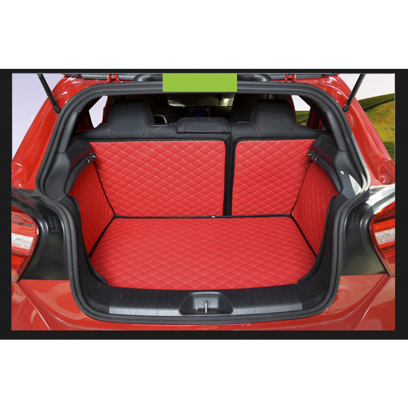 Lsrtw2017 Leather Car Trunk Mat Cargo Liner Cover For Mercedes Benz A180 A200 A260 A45 AMG 2013 2014 2015 2016 2017 2018 W176