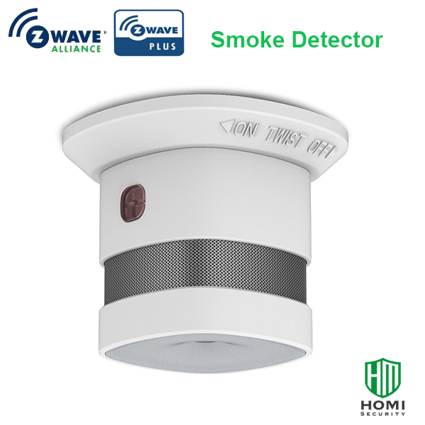 Wireless Z-wave 868.42mhz Security Sensors Z-wave Smoke,gas CO Detectors Compatible With Z-wave Plus FIBARO AEOTEC Hub