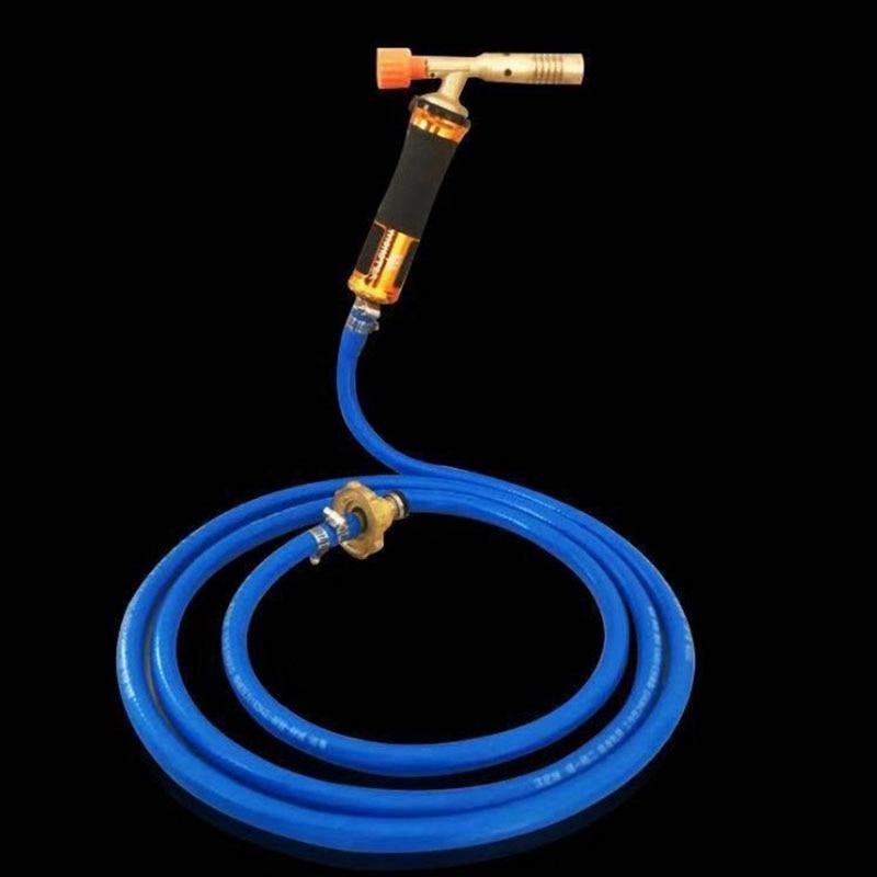 Image 3 - Сварочный газовый фонарь для сжижения зажигания, медный взрывозащищенный шланг, сварочный инструмент для кондиционера трубопроводаОборудование для газовой сварки    АлиЭкспресс
