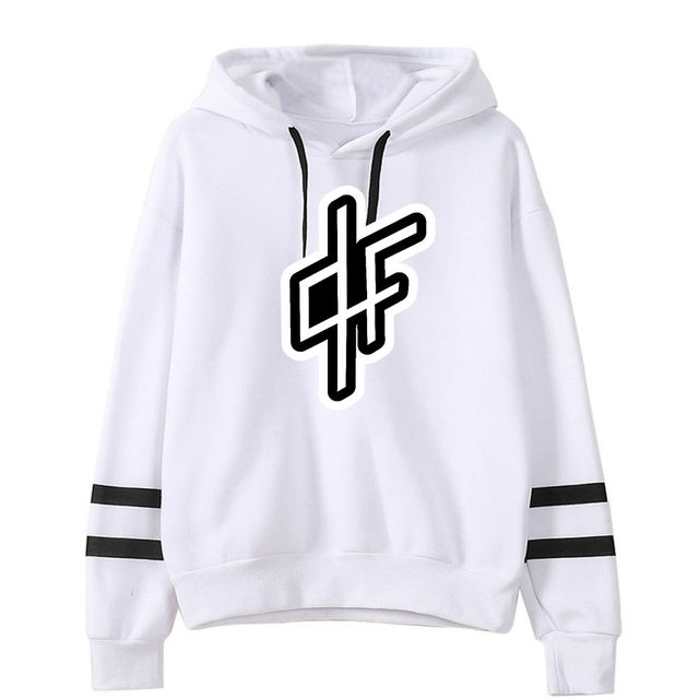 PNL THEMED STRIPED HOODIE (20 VARIAN)