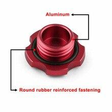 Прочный и практичный в использовании алюминиевый топливный наполнитель для двигателя крышка бака для Subaru WRX STi Racing