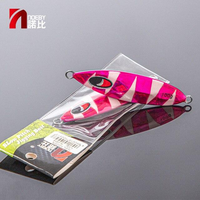noeby медленный металлический джиг искусственная приманка для фотография