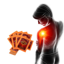 Lumbago Plaster Frozen Shoulder Patch Velvet Antler Essential Oils Knee Joint Ache Pain Relieving Pasters Analgesic Oil 10Pcs(China)