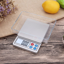 Digital Kitchen Scale Tare High Accuracy Scale for Spices Herbs Tea Leaf Jewelry Kitchen Weight 0.01 gram Food Scale(China)
