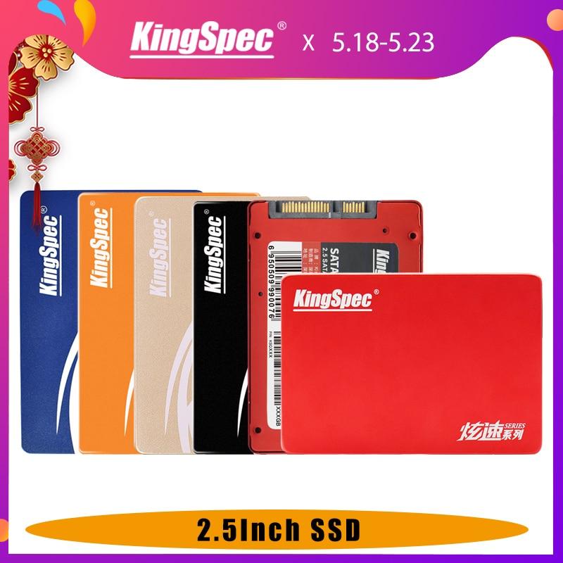 KingSpec HDD 2.5 Inches SATA 32GB 64GB 90GB 120GB 240GB SSD 1TB 128GB 180GB 256GB 360GB 480GB 512GB 960GB SSD Hard Drive Disco