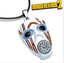 Game Borderlands Cosplay Ketting Badge Halloween Party Prop Gamer Fans Sieraden Collectie Gift Drop Ship(China)