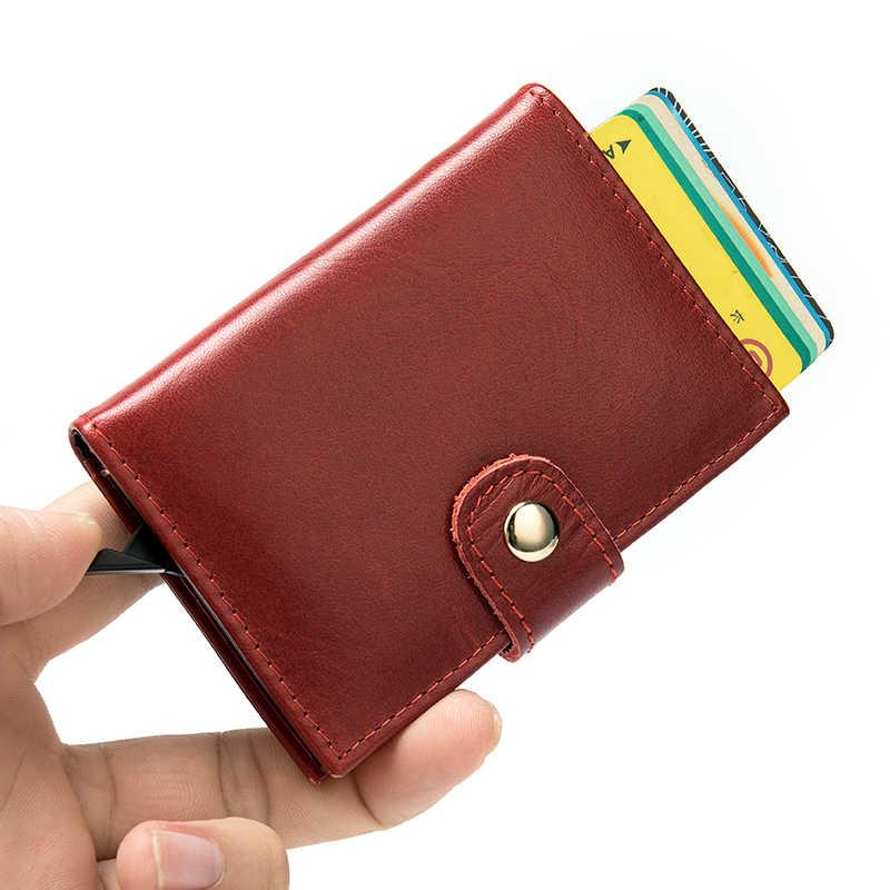 WESTAL portefeuille pour femmes en cuir véritable portefeuille pour filles femmes sacs à main embrayage femme portefeuille pour crad coin en cuir sac d'argent