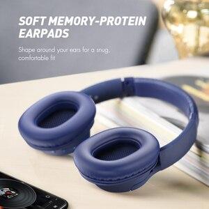 Image 4 - Mpow H7 słuchawki bezprzewodowe słuchawki stereo bluetooth przewodowy tryb bezprzewodowy z mikrofonem do tabletu dla Xiaomi Huawei iOS