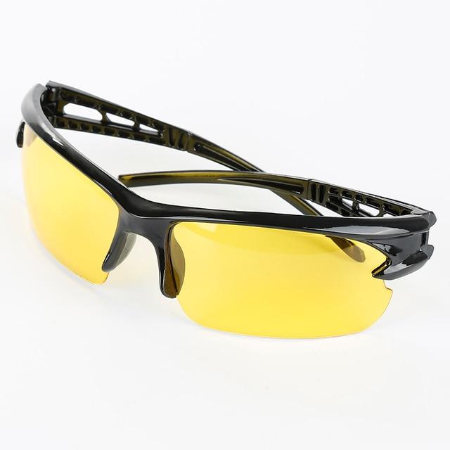Óculos de ciclismo mtb óculos de bicicleta eyewear correndo pesca esportes óculos de sol pc à prova de explosão óculos de sol de viagem 4