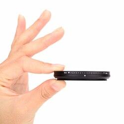 Fotga 46/49/52/82mm Slim Fader Variable ND Filter Len Filter Camera Filter Neutral Density Adjustable From ND2 ND4 ND8 to ND400