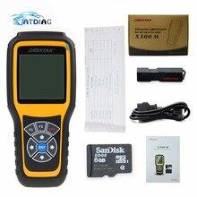 OBDSTAR X300M OBDII, 100% Original, réglage de diagnostic de kilométrage, Correction de lodomètre, pour toute voiture, ajustable Via Obd