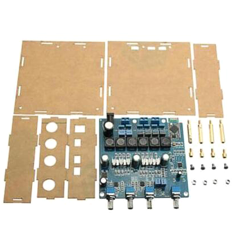 <font><b>TPA3116</b></font> <font><b>2.1</b></font> 50WX2+100W+ <font><b>Bluetooth</b></font> Class D Power Amplifier Completed Board image