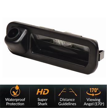 HD 1280x720p Reversing Rear View Backup Camera for Ford Focus SE / Focus ST/Focus 2/ Focus 3/Focus Turnier Mk3/Escort 2012-2014 фото