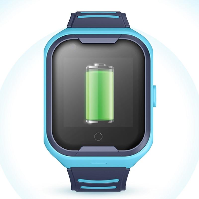Kids Student Smart Phone Watch New Waterproof 4G Wifi Gps Tracker Phone Video Call Waterproof Smart Watch for Child Clock