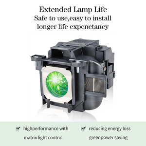 Image 3 - Replacement  ELPLP88 V13H010L88 for EPSON Powerlite S27 EB S04 EB 945H EB 955WH EB 965H EB 98H EB S31Projector lamp
