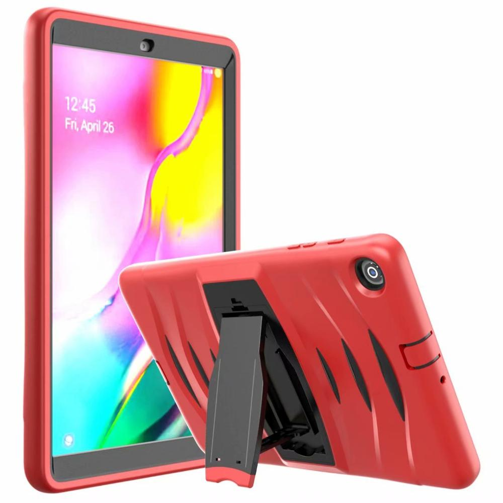 Heavy Armor for Samsung Galaxy Tab A 10.1 2019 SM-<font><b>T510</b></font> T515 <font><b>Case</b></font> Shockproof Kids Silicone Cover for Samsung Tab A 10.1 <font><b>T510</b></font> <font><b>Case</b></font> image